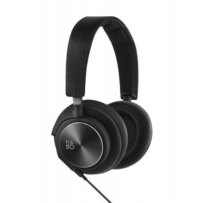B&O Play by Bang and Olufsen Beoplay H6 Headphones Black Leather Gen 2