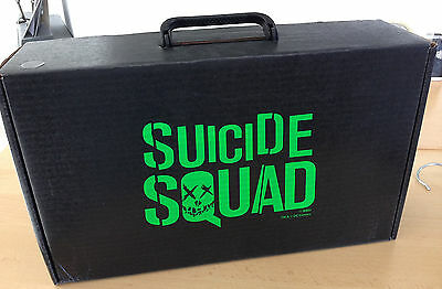 Collector's Box of 10 T Shirts SUICIDE SQUAD 2016 Margot Robbie Joel Kinnaman