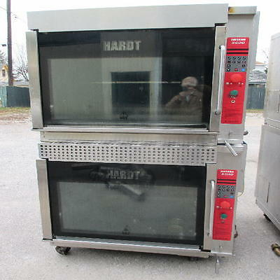 Gas Infero Rotary Chicken _Ribs _Oven