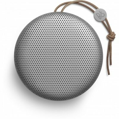 B&O Play by Bang & Olufsen - BeoPlay A1 Portable Speaker - Natural
