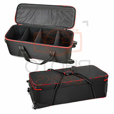 Padded Carry Case | Tripod Light Stand and Lighting Equipment | JINBEI Compact