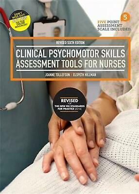 Clinical Psychomotor Skills (5 Point) with Student Resource Access 24 Months by
