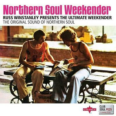 NORTHERN SOUL WEEKENDER Various Artists NEW & SEALED VINYL LP (CHARLY) Club Soul