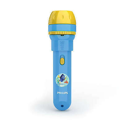 Philips 717889016 Disney Dory Children LED Light 2-in-1 Projector and Torch