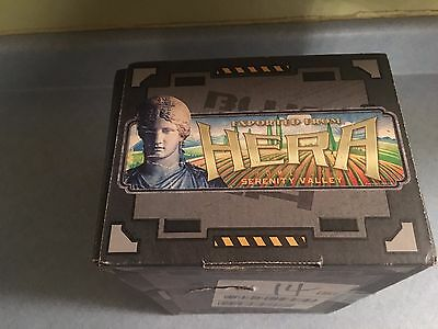 Loot Crate QMX Firefly Cargo Crate #3 Zoe Washburne Size XXL