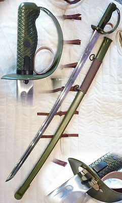 NEW War Sword Chinese Military Cavalry Sabre
