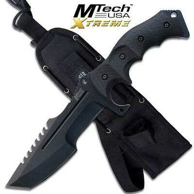 NEW War Sword M-Tech Extreme Combat Knife, Call of Duty Ghosts