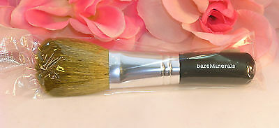 New ID Bare Escentuals Flawless Application Face Brush Foundation Makeup Powder