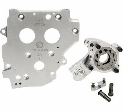 Feuling OE+ Oil Pump Cam Plate Kit for Harley 99-06 Twin Cam Chain Drive 7081