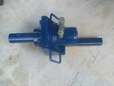 """Capstain Winch Portable Hydralic On 2"""" Receiver Heavy Duty 2 1/2"""" Output Coupler"""