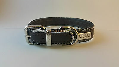 Leather dog collars Pets Rock by Bret Michaels