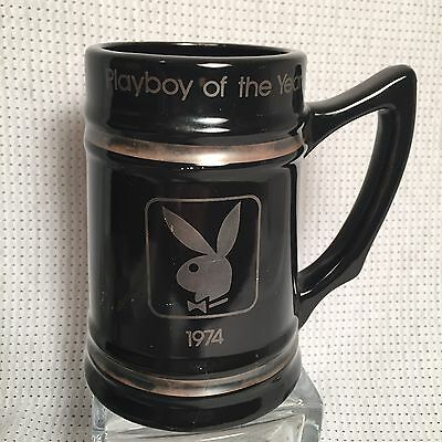 VINTAGE PLAYBOY CLUB Playmate Of The YeaR Coffee MUG HARD TO FIND CERAMIC CUP