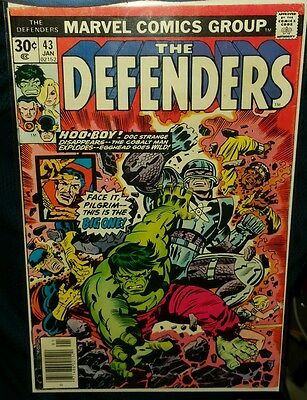 The defenders #43 7.0 ish FREE shipping