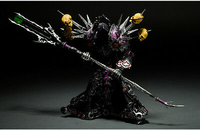 WOW World of Warcraft 19cm Undead Warlock 3D PVC Action Figure