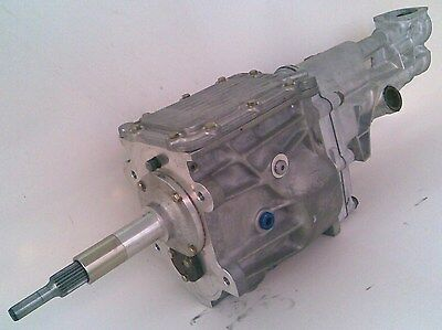 Type 9 All Alloy Heavy Duty Close Ratio Full Syncro' Helical 5 Speed Gearbox