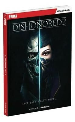 Dishonored 2 by Prima Games Paperback Book (English)