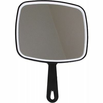 Salon Professional Hairdressing Large, Light Hand Held Mirror | Fast Delivery