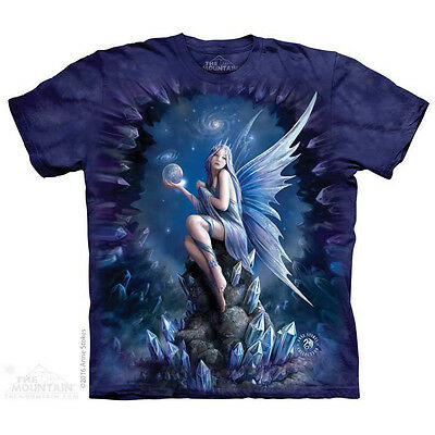 Stokes Stargaze T-Shirt by The Mountain.  Fantasy Angel Fairy Sizes S-5X NEW