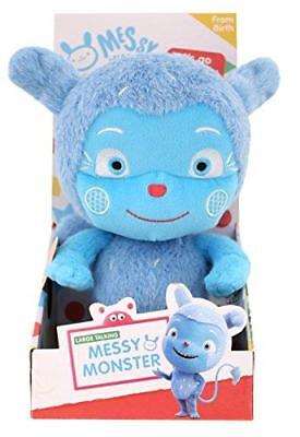 New Messy Goes To Okido 24cm Talking Large Messy Monster Soft Plush Toy