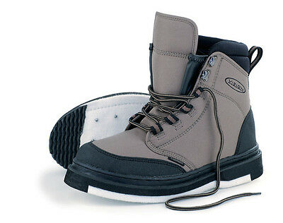 Vision Emerger Duel Track Felt Bottom Fly Fishing Boots US 9 UK 8