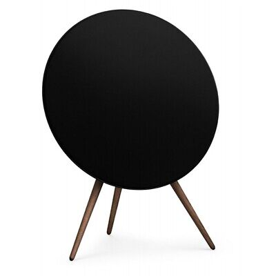 B&O Play Bang & Olufsen BeoPlay A9 Airplay Music System Black with Walnut
