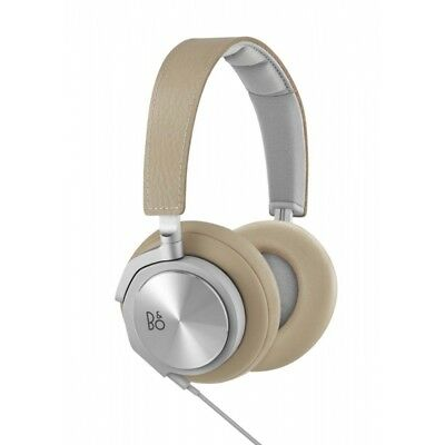B&O Play by Bang and Olufsen Beoplay H6 Headphones Natural Leather Gen 2