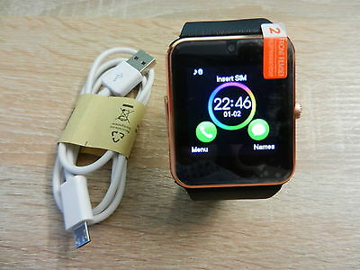 GENORTH Bluetooth Smart Watch GT08 (KB7517)