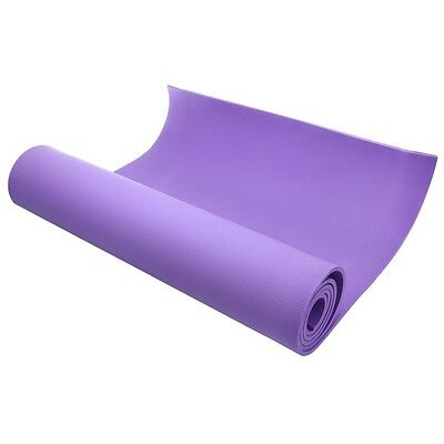 Yoga Mat Exercise Pad 6MM Thick Non-slip Gym Fitness Pilates Supplies For Yoga E
