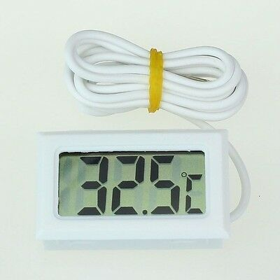 Professional LCD Digital Thermometer Probe Fridge Freezer Thermometer for Refrig