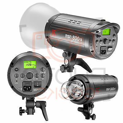 High Speed Sync Flash Head 600w | JINBEI MSN | Professional Strobe Photography