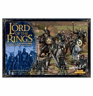 The Riders Of Rohan - The Hobbit Lord Of The Rings - Games Workshop