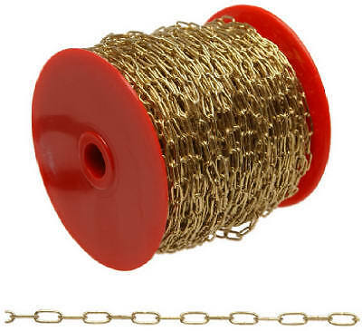 APEX TOOLS GROUP LLC - Brass Clock Chain, Sold In Store by the Foot