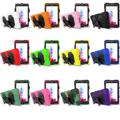 "For Samsung Galaxy Tab A 7.0""/ 7-inch T280 Tablet Armor Rugged Cover Hard Case"