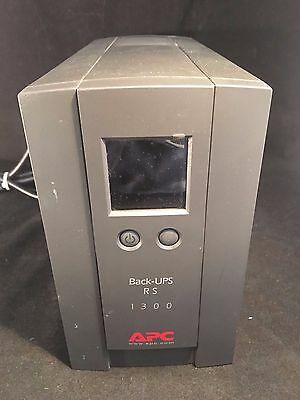 APC BR1300LCD Back-Ups RS 1300VA with New Batteries