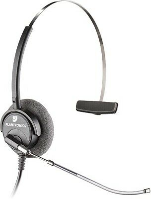 Plantronics H51 Supra Over-the-Head Voice Tube Headset