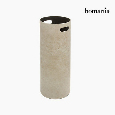 Paraguero redondo color beige by Homania