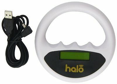 Halo Microchip Scanner White