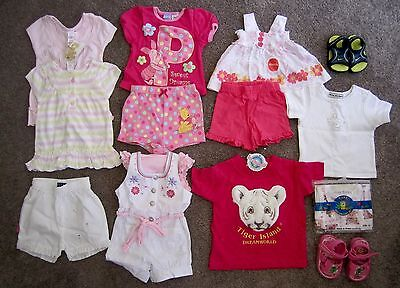 NEW! Baby Girls Clothing Size 00 or 3 months