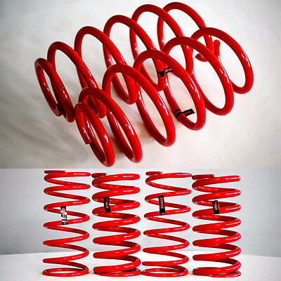 STORM Lowering Coil Springs for KIA Forte K3 Sedan 2014+