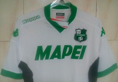 US Sassuolo away shirt Kappa, XXL 2015/16 BNWT.