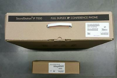 Polycom IP 7000 VoIP Conference Phone PoE (2200-40000-025)