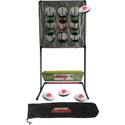 4-in-1 American Football Target Toss Game