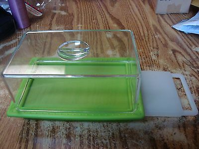 Stay Cold Butter/ Cheese Server New In Box See Description