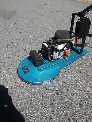"""Eagle Solutions 27"""" Propane Buffer/burnisher) (Only 650 Hours)"""