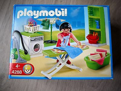 Playmobil 4288 Laundry Room *Discontinued* Brand new xmas gift