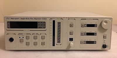 Newport ORION-CM Single Mode Fiber Alignment System **TESTED**