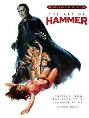 The Art of Hammer - Posters from the Archive of Hammer Films (Updated Edition) b
