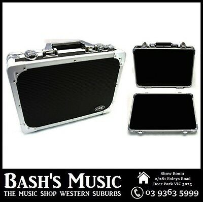 CNB Effects Pedal Board Road Case with Removable Lid 3-4 Units
