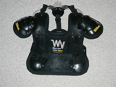 West Vest Umpire Chest Protector