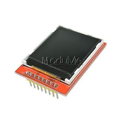 """2pcs Replace Nokia 5110 LCD 1.44"""" Red Serial 128X128 SPI Color TFT LCD Module MO"""